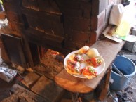 パン、ピザ等石窯